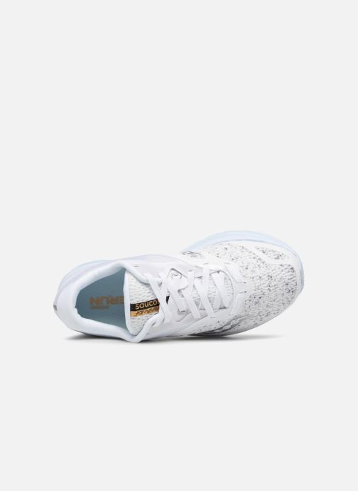 Zapatillas de deporte Saucony Kinvara 9 Blanco vista lateral izquierda