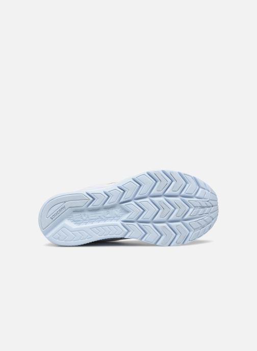 Zapatillas de deporte Saucony Kinvara 9 Blanco vista de arriba