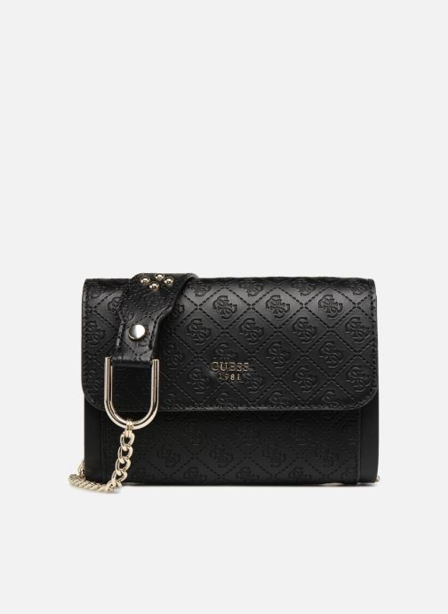 Chez Borse Guess Flap Coast Crossbody nero Mini To Status xrR8Xwq0r