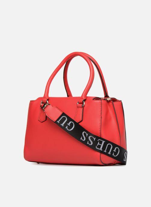 Guess Felix Small Girlfriend Stachel (Rood) Handtassen