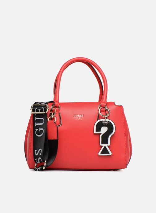Bolsos de mano Guess Felix Small Girlfriend Stachel Rojo vista de detalle / par