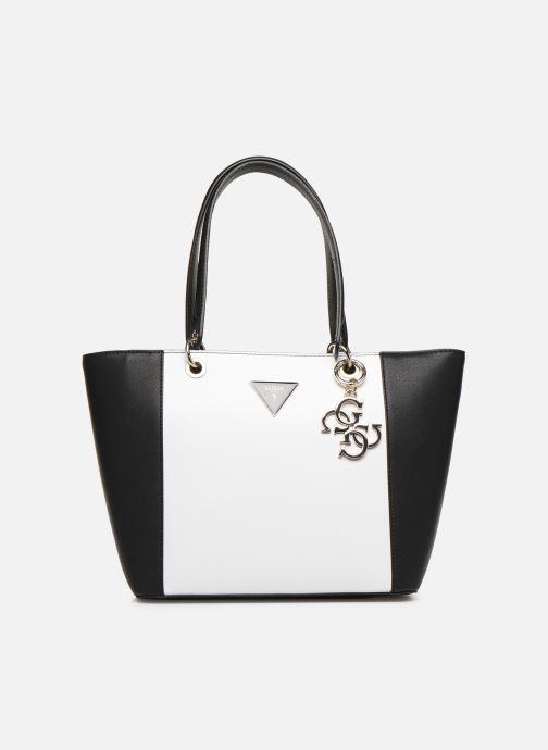 GUESS Handtasche «Kamryn», weiss