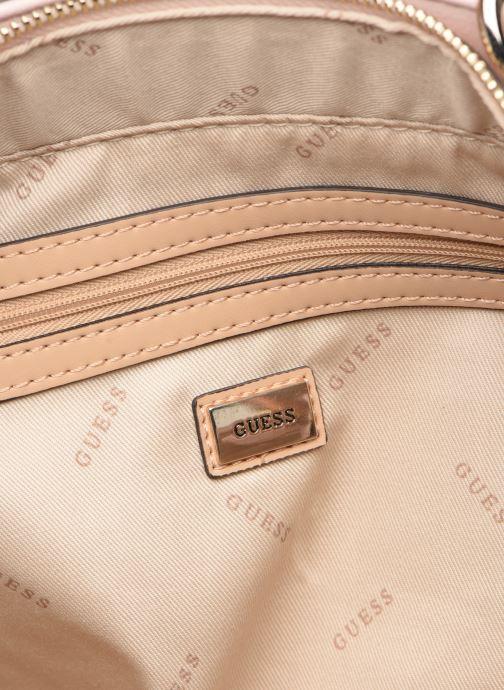 Handtaschen Guess Kamryn Tote weiß ansicht von hinten