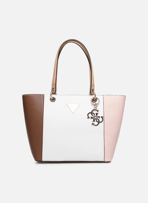 Handtaschen Guess Kamryn Tote weiß detaillierte ansicht/modell