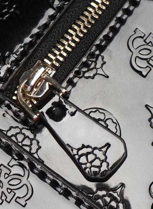 Handtaschen Guess Kamryn Tote schwarz ansicht von links