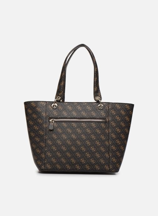 Sacs à main Guess Kamryn Tote Marron vue face