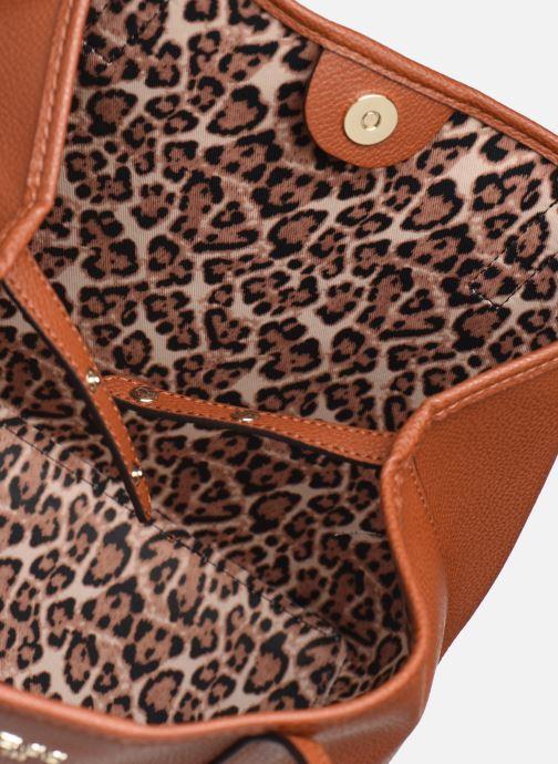 Handtaschen Guess Vikky Tote braun ansicht von hinten