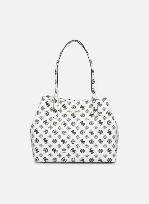 Handtaschen Guess Vikky Tote weiß detaillierte ansicht/modell