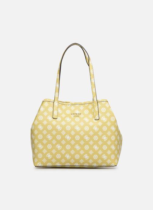 Handtaschen Guess Vikky Tote gelb detaillierte ansicht/modell