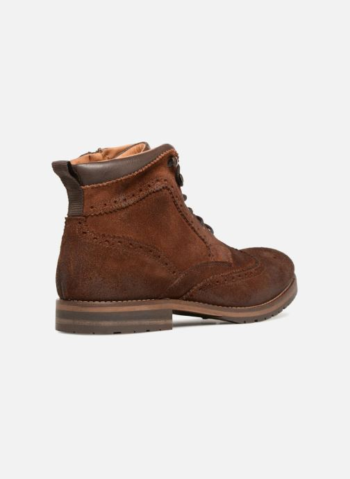 Ankle boots Mr SARENZA Stenia Brown front view