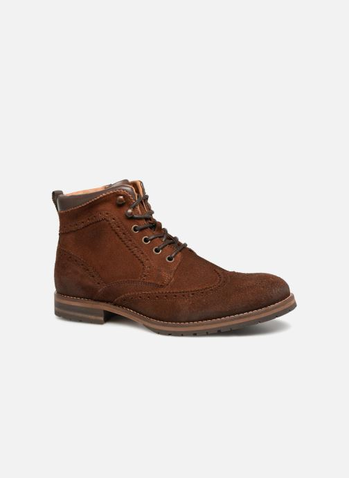 Ankle boots Mr SARENZA Stenia Brown view from the right