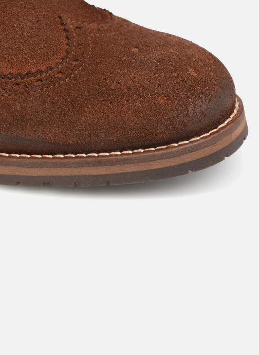 Bottines et boots Mr SARENZA Stenia Marron vue gauche