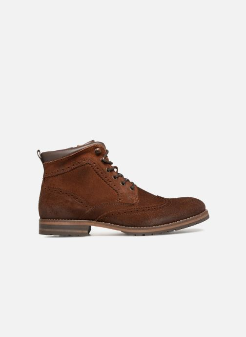 Boots en enkellaarsjes Mr SARENZA Stenia Bruin detail