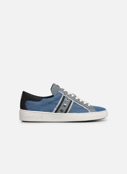 Baskets Michael Michael Kors Keaton Stripe Sneaker Bleu vue derrière