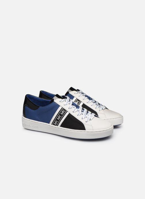 Deportivas Michael Michael Kors Keaton Stripe Sneaker Multicolor vista 3/4