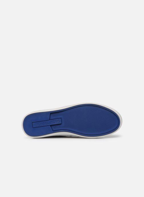 Sneakers Michael Michael Kors Keaton Stripe Sneaker Multicolore immagine dall'alto