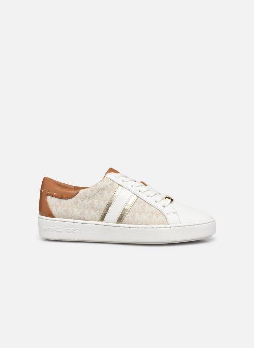 Sneakers Michael Michael Kors Keaton Stripe Sneaker Beige immagine posteriore