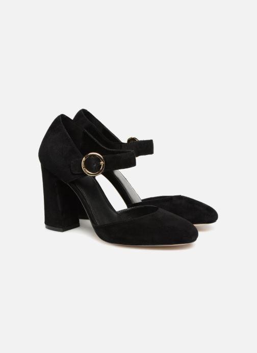 c9f6a91d6cf Zapatos de tacón Michael Michael Kors Alana Closed Toe Negro vista 3 4
