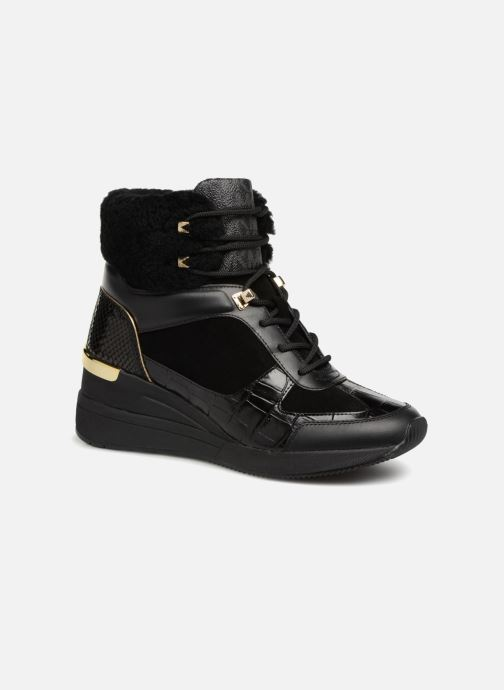 9f0b613ebd0 Michael Michael Kors Liv Bootie (Zwart) - Sneakers chez Sarenza (335837)