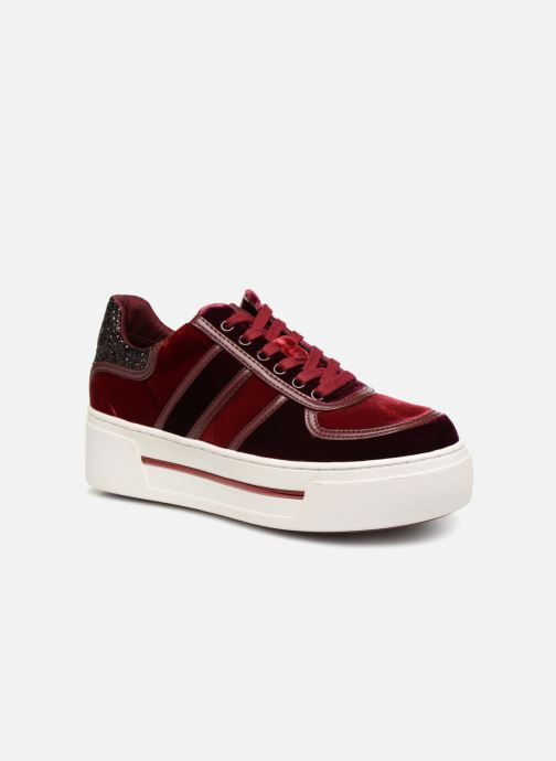 11a510fa8d7 Michael Michael Kors Camden Sneaker (Rood) - Sneakers chez Sarenza ...