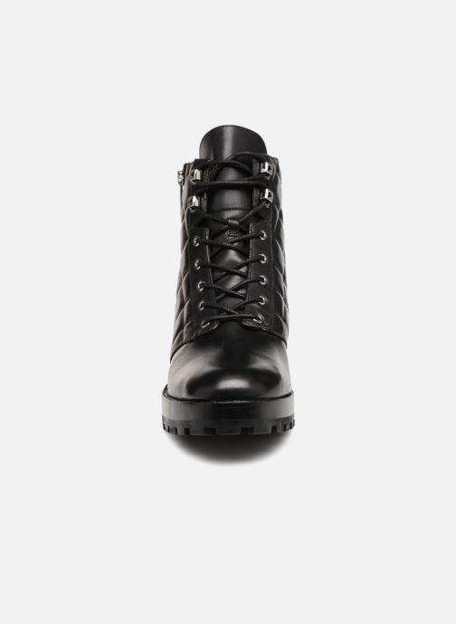 Stiefeletten & Boots Michael Michael Kors Rosario Ankle Boot schwarz schuhe getragen