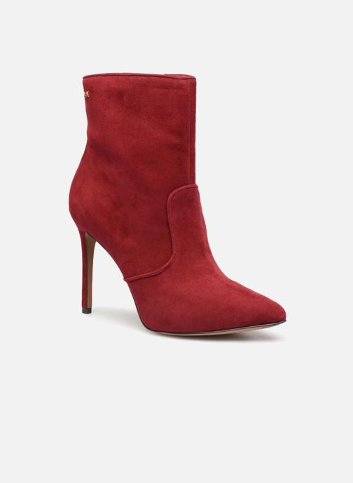 93af4c82dd17 Ankle boots Michael Michael Kors Blaine Ankle Bootie Red detailed view   Pair view