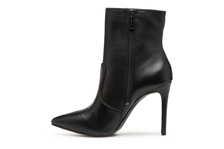 Stiefeletten & Boots Michael Michael Kors Blaine Ankle Bootie schwarz ansicht von vorne