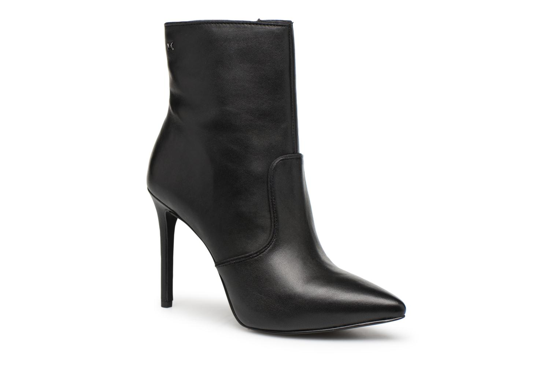 Stiefeletten & Boots Michael Michael Kors Blaine Ankle Bootie schwarz detaillierte ansicht/modell