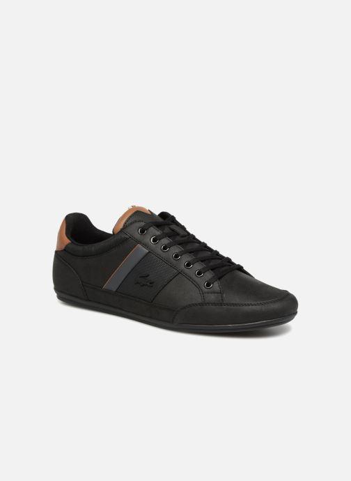05ab3c81aa0 Lacoste Chaymon 318 2 (Black) - Trainers chez Sarenza (335860)