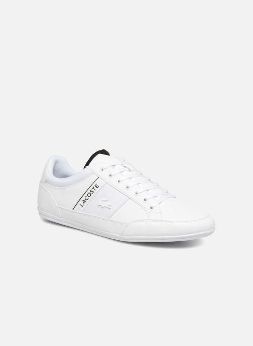 895161d2a1384 Lacoste Chaymon 318 4 Us (White) - Trainers chez Sarenza (335864)