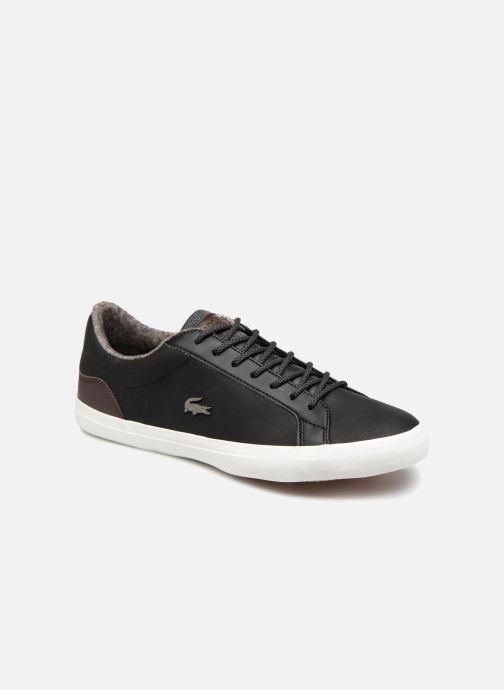 1df23f444c496 Lacoste Lerond 318 2 (Black) - Trainers chez Sarenza (335901)