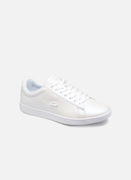 3db0109bb7a95d Lacoste Carnaby Evo 318 5 (White) - Trainers chez Sarenza (335906)