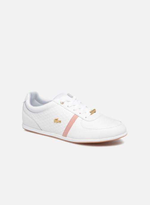 10e8207ec Lacoste Rey Sport 318 1 (White) - Trainers chez Sarenza (335914)