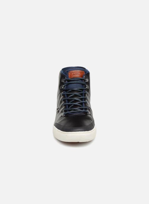 Baskets Lacoste Explorateur Classic 318 1 Bleu vue portées chaussures