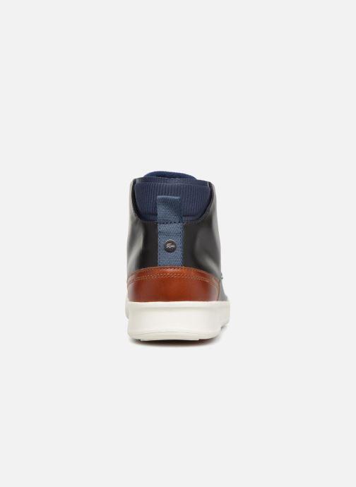Baskets Lacoste Explorateur Classic 318 1 Bleu vue droite