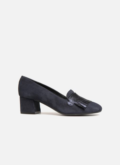 Loafers Georgia Rose Laurana Soft Blue back view