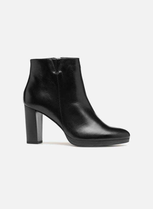 Boots en enkellaarsjes Georgia Rose Liliou Zwart achterkant