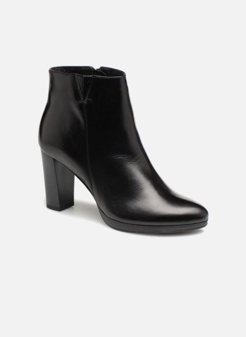 Boots en enkellaarsjes Georgia Rose Liliou Zwart detail
