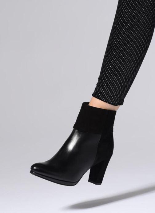 Boots en enkellaarsjes Georgia Rose Larivera Zwart onder