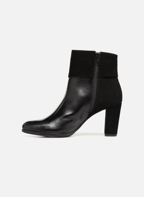 Boots en enkellaarsjes Georgia Rose Larivera Zwart voorkant