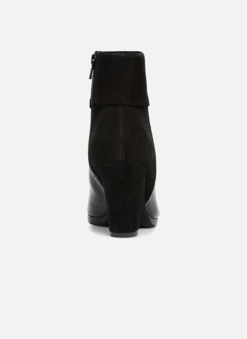 Boots en enkellaarsjes Georgia Rose Larivera Zwart rechts