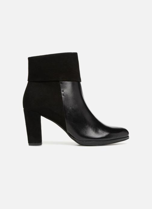 Boots en enkellaarsjes Georgia Rose Larivera Zwart achterkant