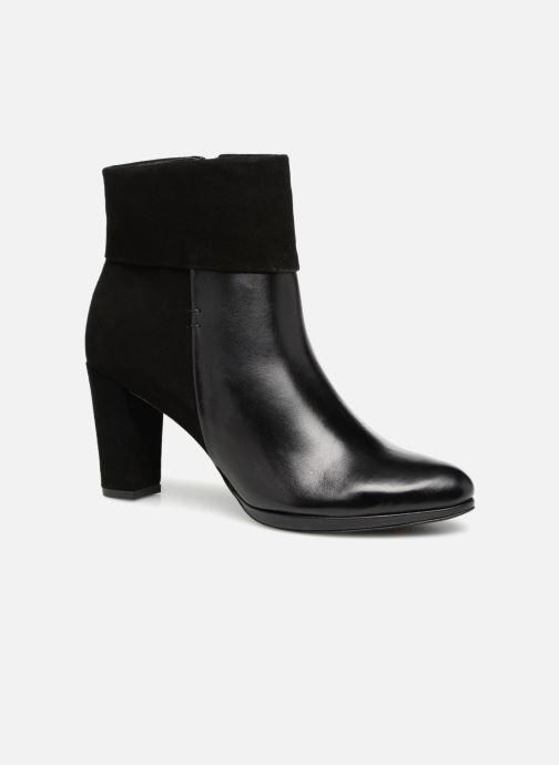 Boots en enkellaarsjes Georgia Rose Larivera Zwart detail