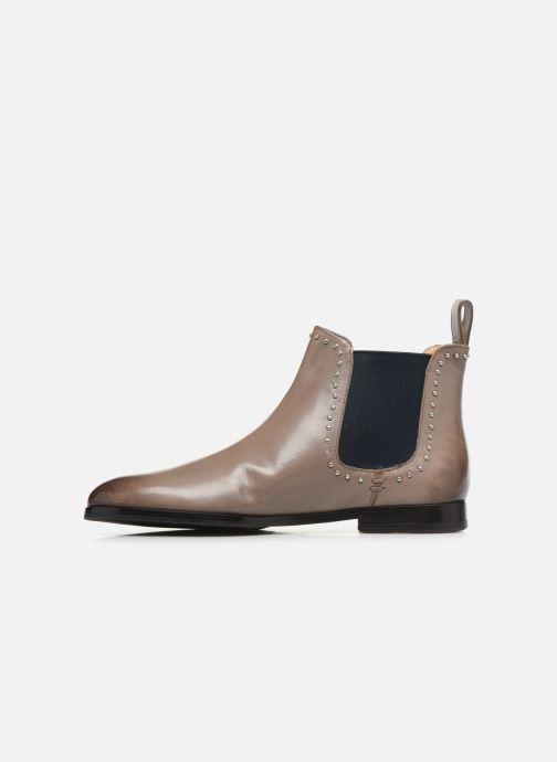 Bottines et boots Melvin & Hamilton Susan 37 Gris vue face