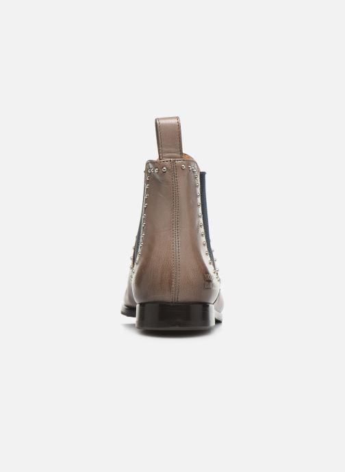 Bottines et boots Melvin & Hamilton Susan 37 Gris vue droite