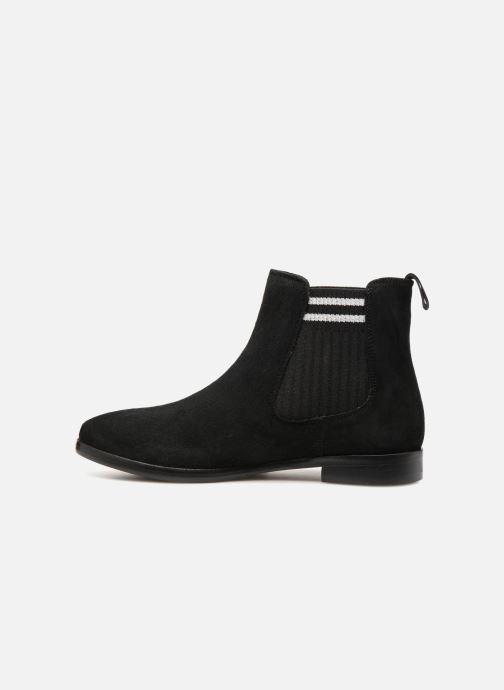 Boots en enkellaarsjes Melvin & Hamilton Daisy 6 Zwart voorkant