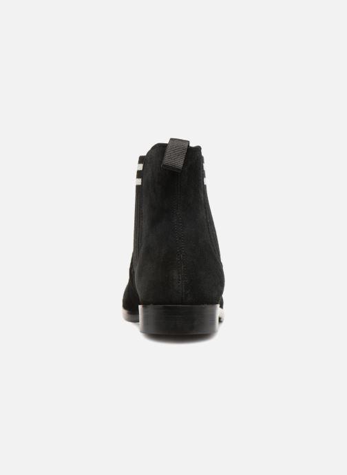Bottines et boots Melvin & Hamilton Daisy 6 Noir vue droite