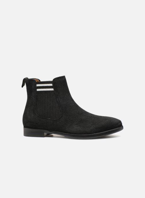 Boots en enkellaarsjes Melvin & Hamilton Daisy 6 Zwart achterkant