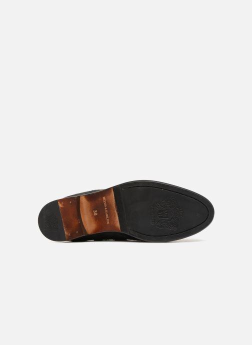 Bottines et boots Melvin & Hamilton Daisy 6 Noir vue haut