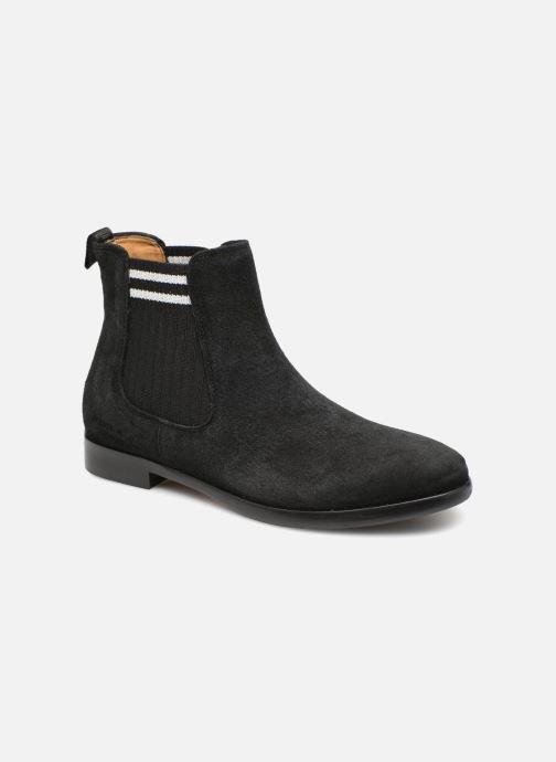 Boots en enkellaarsjes Melvin & Hamilton Daisy 6 Zwart detail